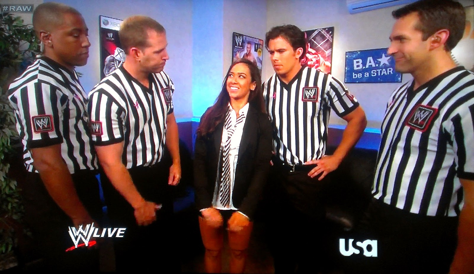 Business. Aj lee get fucked question confirm