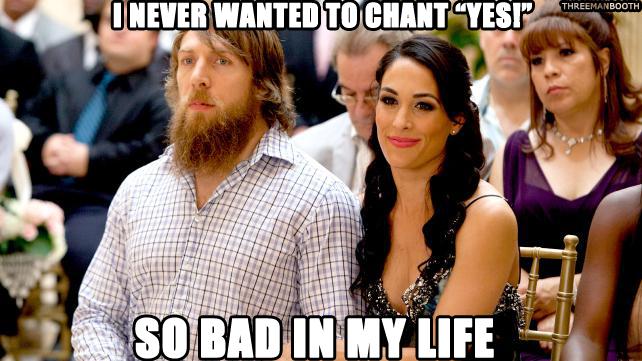 Daniel Bryan Girlfriend 2013 So That Happened: Tota...