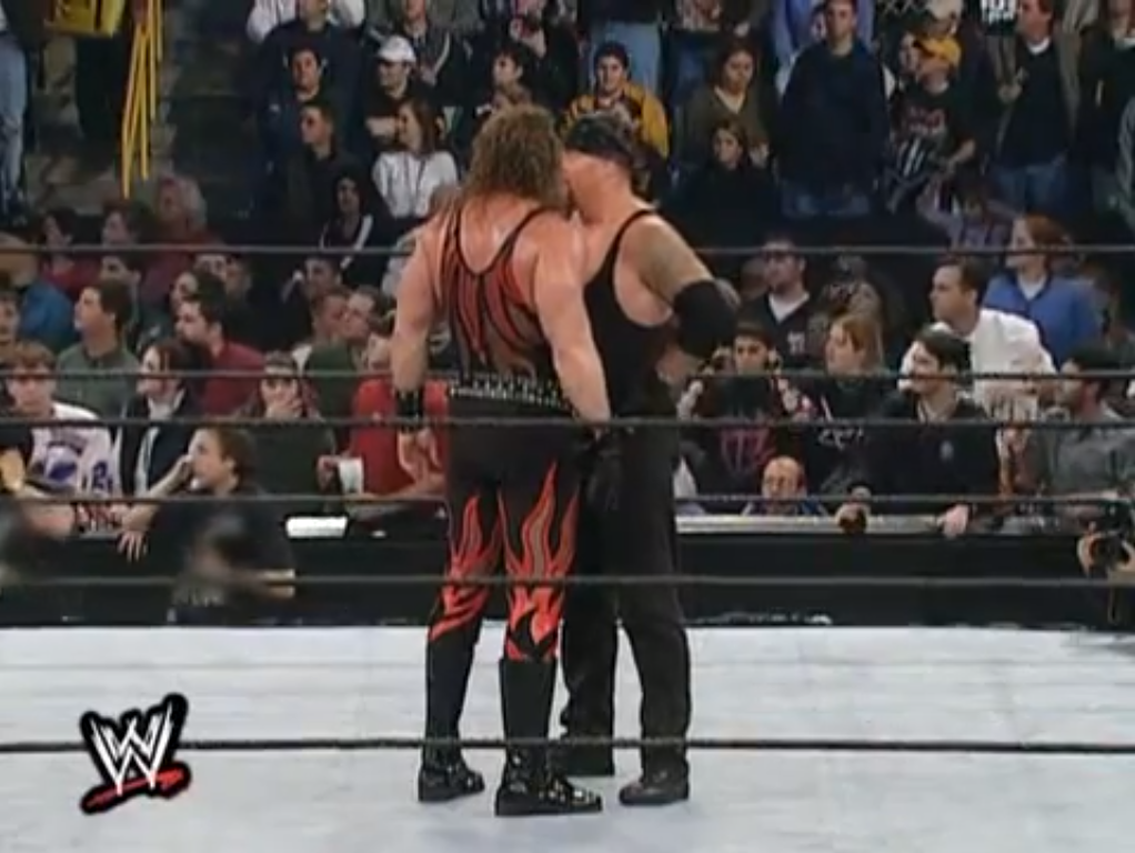 kane and undertaker relationship