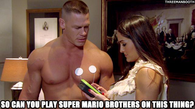 John Cena Nikki Bella Break Up Nikki bella turns the