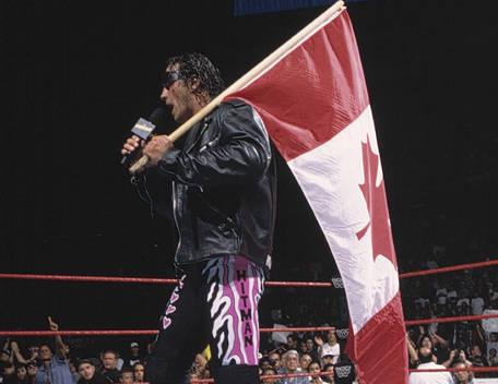 3MB_WWE_BretHartwithCanadianFlag