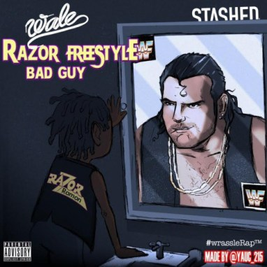 3MB - Wale - Razor Freestyle - Bad Guy