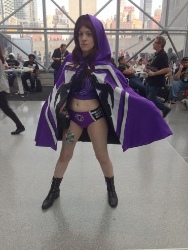 Kiera as Neville